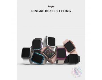 Ringke BEZEL STYLING APPLE WATCH 4/5 40MM GLOSSY złoty