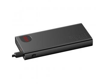 Baseus ADAMAN PD3.0 & QC3.0 power bank 10000MAH czarny