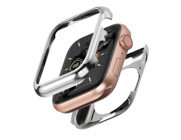 Ringke FULL FRAME APPLE WATCH 4/5 44MM srebrny