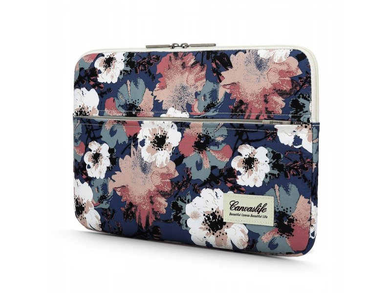 Canvaslife SLEEVE LAPTOP 13-14 niebieski CAMELLIA
