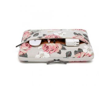 Canvaslife SLEEVE LAPTOP 15-16 niebieski CAMELLIA
