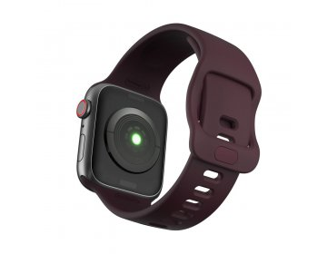 Tech-Protect ICONBAND APPLE WATCH 1/2/3/4/5 42/44MM BORDO