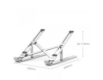 Tech-Protect ALUSTAND UNIVERSAL LAPTOP STAND czarny