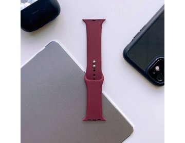 Tech-Protect ICONBAND APPLE WATCH 1/2/3/4/5/6 42/44MM BORDO