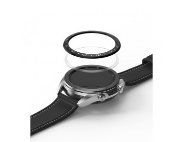 Ringke BEZEL STYLING SAMSUNG WATCH 3 41MM STAINLESS czarny