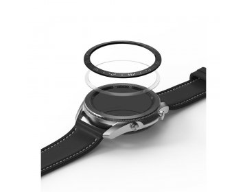 Ringke BEZEL STYLING SAMSUNG WATCH 3 45MM STAINLESS czarny