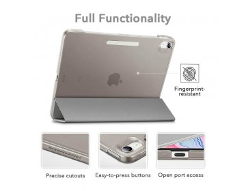 Esr ASCEND TRIFOLD IPAD AIR 4 2020 JELLY czarny