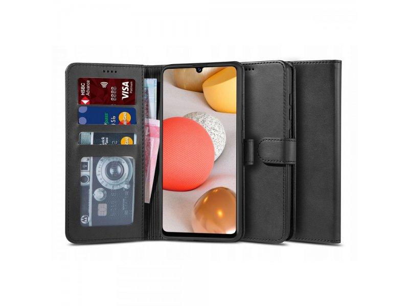 "Tech-Protect Etui Wallet ""2"" SAMSUNG A42 5G czarny"