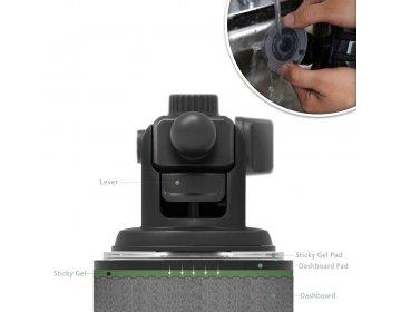 Tech-Protect DASH & WINDSHIELD CAR MOUNT czarny