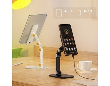 Tech-Protect Z3 UNIVERSAL STAND HOLDER SMARTPHONE & TABLET czarny