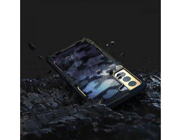 Ringke FUSION X SAMSUNG S21 CAMO czarny