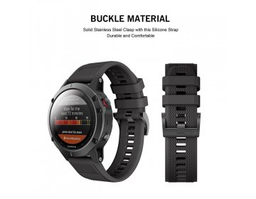Tech-Protect SMOOTH GARMIN FENIX 5/6/6 PRO czarny