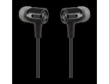 Acme EUROPE Słuchawki przewodowe douszne z mikrofonem HE20 czarne