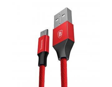Baseus kabel Yiven micro-USB   1,5 m czerwony 2A