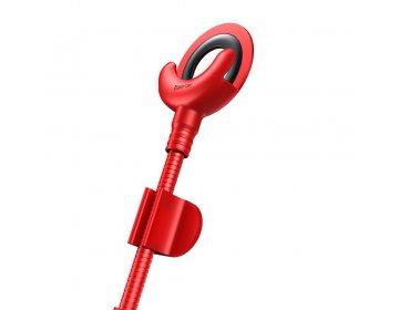 Baseus kabel O-type 8-pin | 0,8 m czerwony