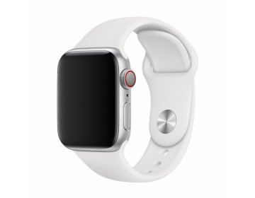 Devia pasek Deluxe Sport do Apple Watch 40mm/ 38mm biały