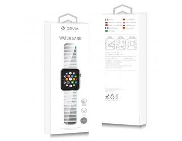 Devia pasek Elegant Link Bracelet do Apple Watch 40mm/ 38mm srebrny