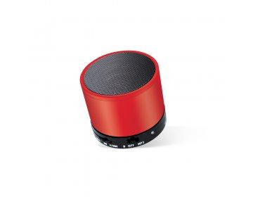 Głośnik bluetooth Junior czerwony