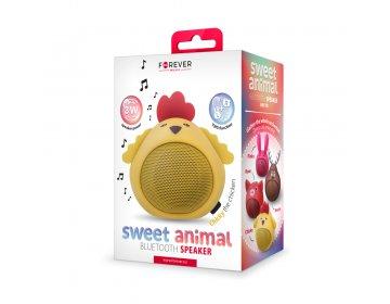 Głośnik bluetooth Forever Sweet Animal Chicken Chicky ABS-100