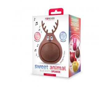 Głośnik bluetooth Forever Sweet Animal Deer Frosty ABS-100
