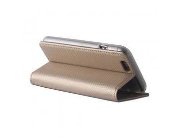 Pokrowiec Smart Magnet SAMSUNG S21 złoty