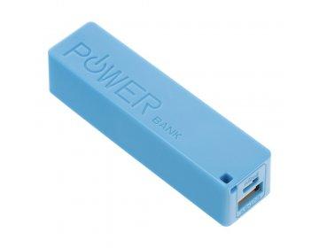 Bateria zewnętrzna POWER BANK PERFUME 2600 mAh Blun niebieski