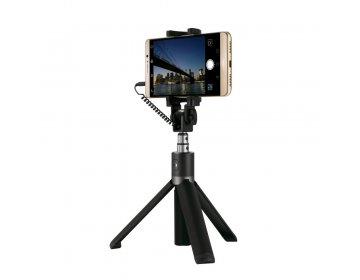 Oryginalny Selfie Stick HUAWEI AF14 +tripod czarny blister