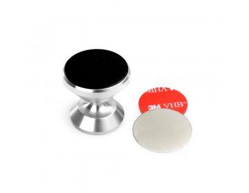 Uchwyt samochodowy Magnetyczny 360 C1557A srebrny