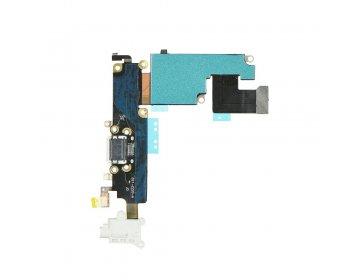 """Taśma iPhone 6 Plus 5,5"""" ze złączem ładowania i gniazdem HF biały"""