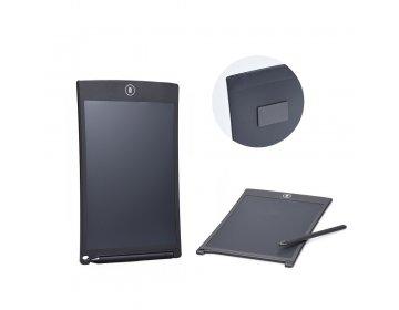 """Notatnik elektroniczny LCD/Tablet do pisania i rysowania/E-notatnik/8,5""""/czarny"""