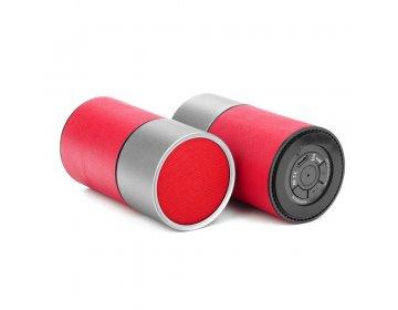 Głośnik bluetooth Puridea i6 stereo czerwony