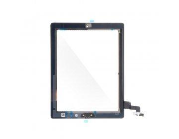 Ekran dotykowy z przyciskiem home EQ iPad 2 biały A1395, A1396, A1397