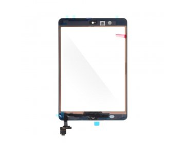 Ekran dotykowy z przyciskiem home EQ iPad mini biały A1432, A1454, A1455