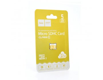 Hoco karta pamięci microSD TF High Speed Memory 32GB Class 10