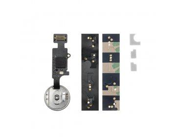 Taśma z klawiszem home Universal EQ- Apple iPhone 7/7 Plus/8/8 Plus czarny