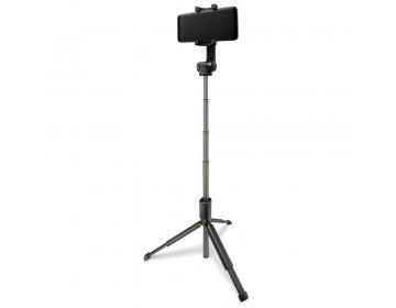 Spigen S540W Wireless Selfie Stick Tripod czarny