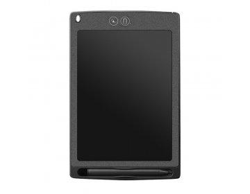"""Notatnik elektroniczny LCD/Tablet do rysowania/E-notatnik/8,5""""/085L2/czarny/z blokadą/lokalne kasowanie"""