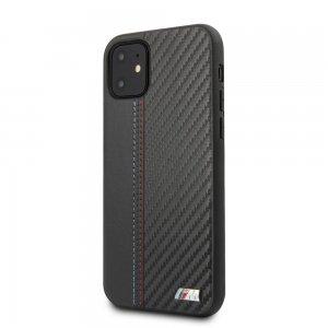 Oryginalne Etui BMW Hardcase BMHCN61MCARBK iPhone 11 czarny