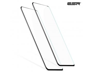 Esr Screen Shield 3D szkło hartowane do SAMSUNG S20 2 pack czarny
