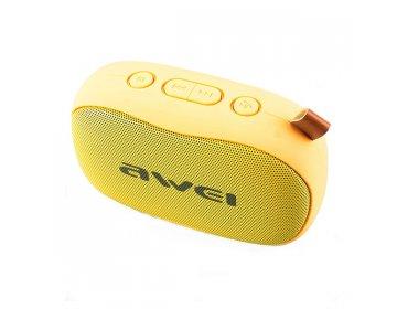 Awei Głośnik Bezprzewodowy bluetooth > Y900 Żółty