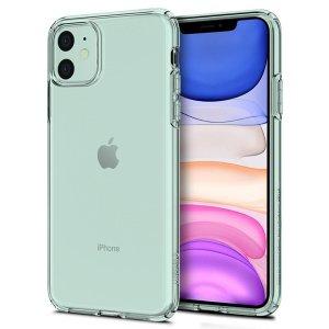 "Etui SPIGEN Liquid bezbarwny 076CS27179 iPhone 11 5,8\"" bezbarwny bezbarwny"