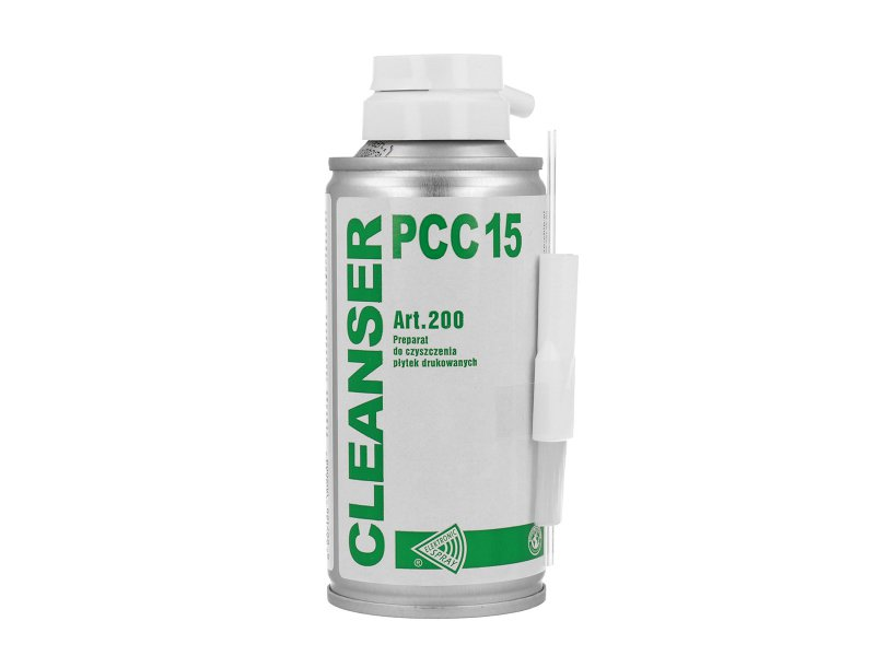 Cleanser PCC 400 ml Spray z pędzelkiem