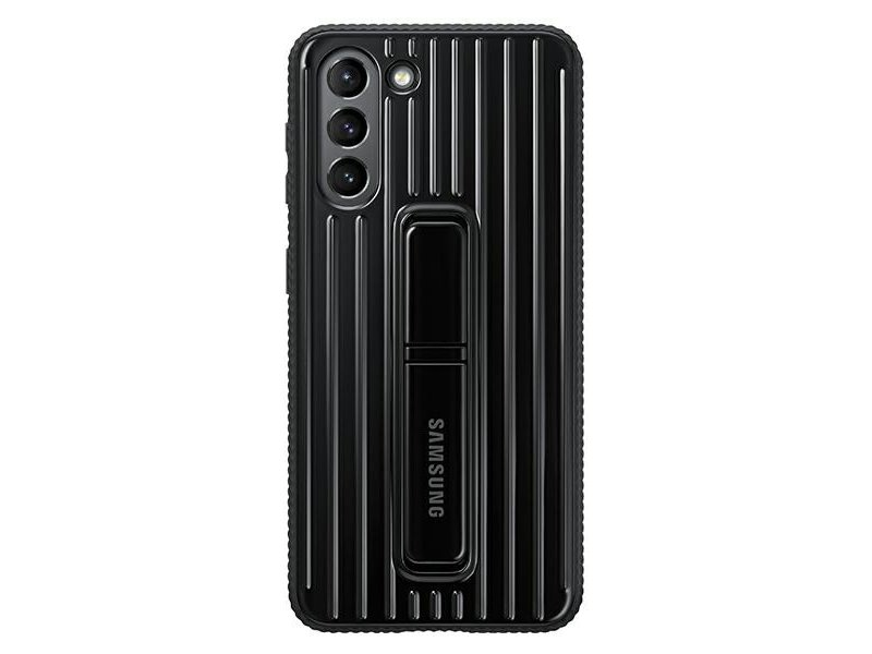 Futerał oryginalny SAMSUNG S21 Ultra SAMSUNG G998 Protective Standing Cover ef-rg998cb czarny